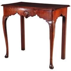 Irish George III Console Table