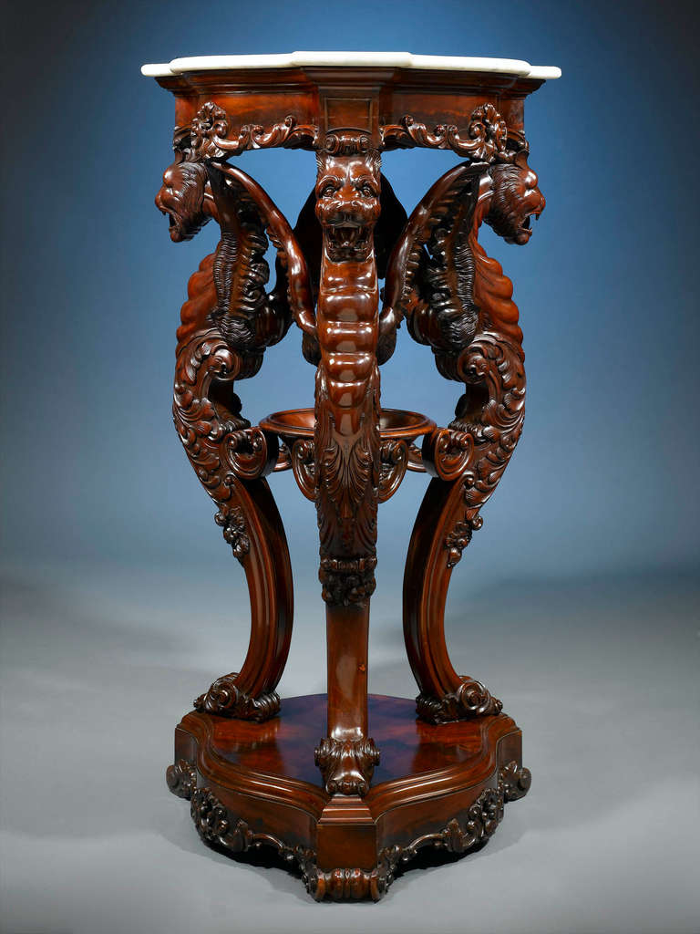 Other Irish Rosewood Pedestals For Sale