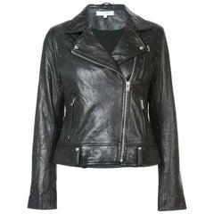 IRO Vamy Studded Leather Biker Jacket