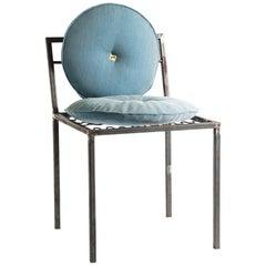 Iron Chair by Sema Topaloglu