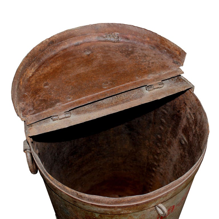 Iron Grain Container For Sale 3
