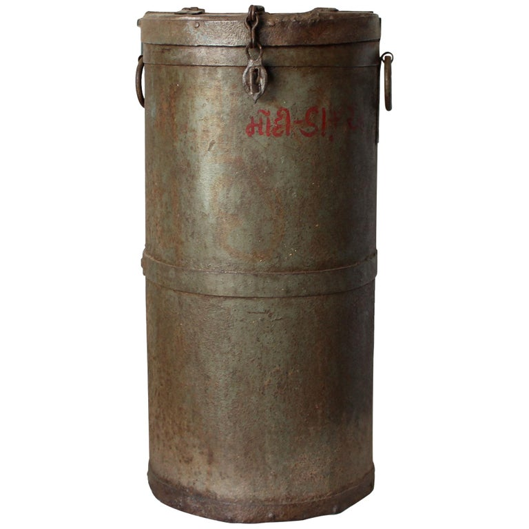 Iron Grain Container For Sale