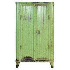 Iron Industrial Cabinet, 1950's