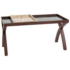 Iron Mocha Coffee Table
