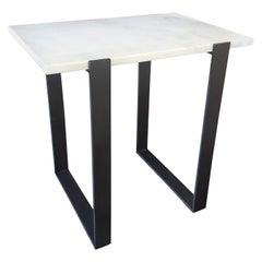 Contemporary Iron Console Table