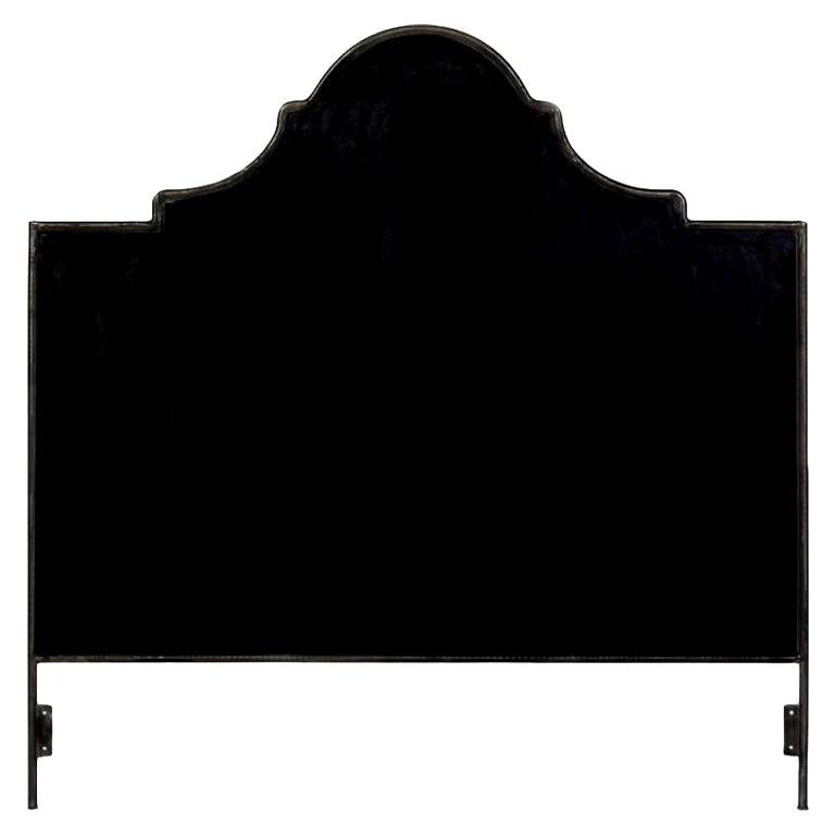 Iron Venetian Headboard, King