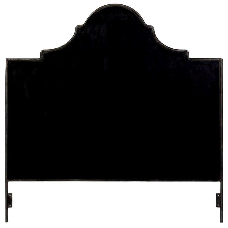 Iron Venetian Headboard, Twin