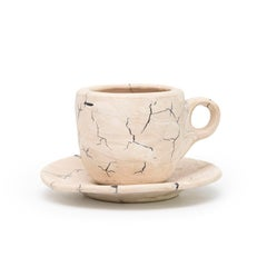 Cup and Saucer by Irv Tepper