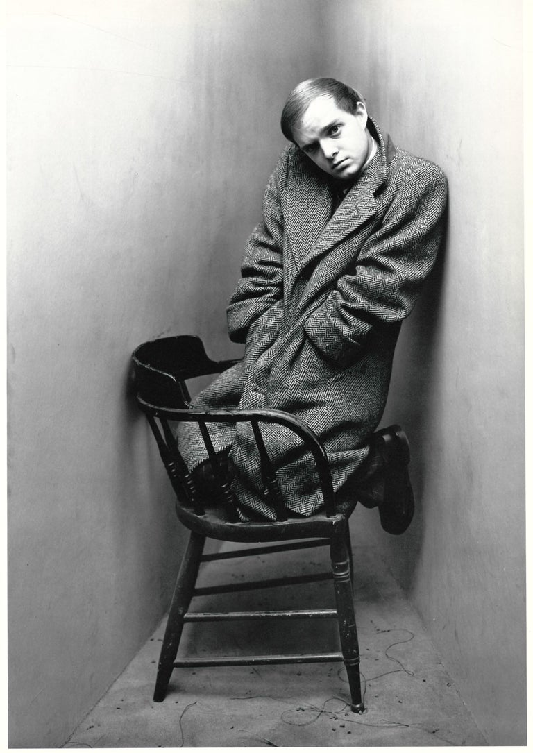 This book was published in 1984 by MOMA (the Museum of Modern Art) in conjunction with an exhibition which was the first major retrospective of Penn's work. Penn was one of the most sought after and distinguished portrait and fashion photographers
