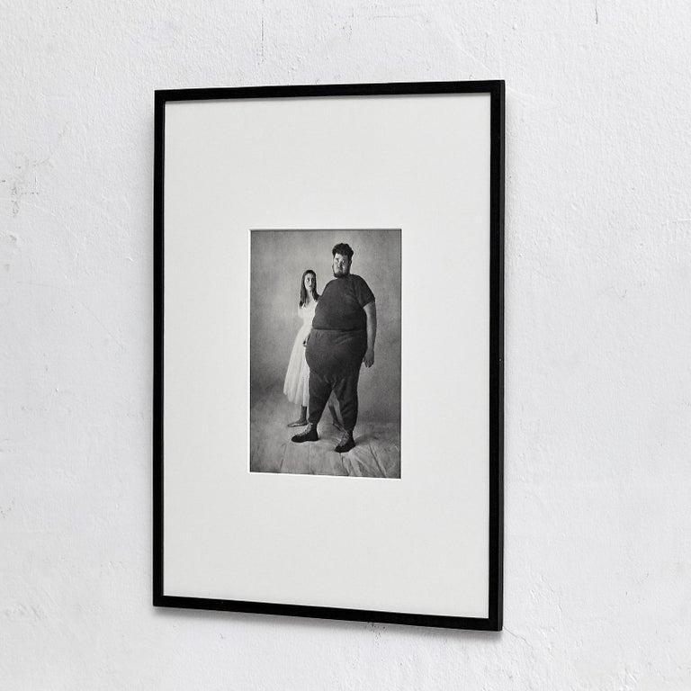 Mid-Century Modern Irving Penn, Photogravure Black and White, 1947 For Sale