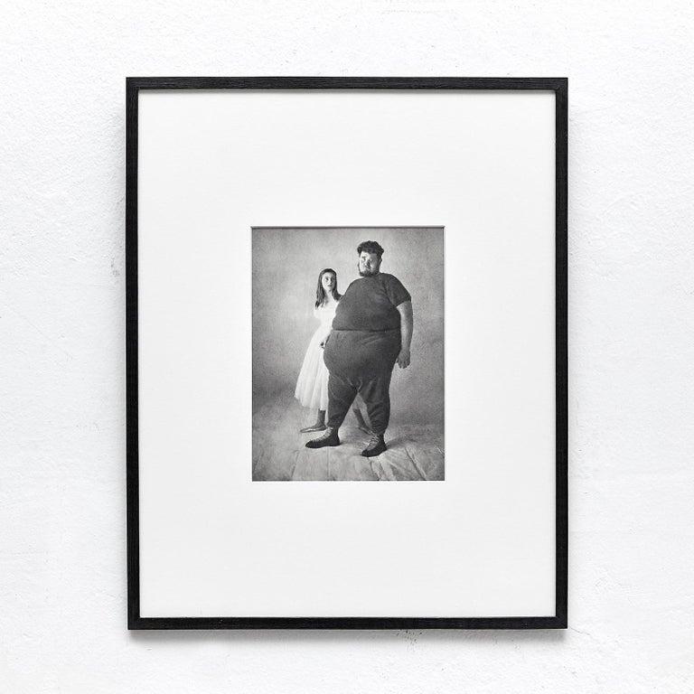 European Irving Penn, Photogravure Black and White, 1947 For Sale