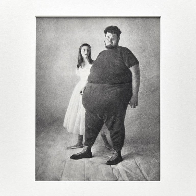 Irving Penn, Photogravure Black and White, 1947 In Good Condition For Sale In Barcelona, Barcelona