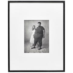 Irving Penn, Photogravure Black and White, 1947