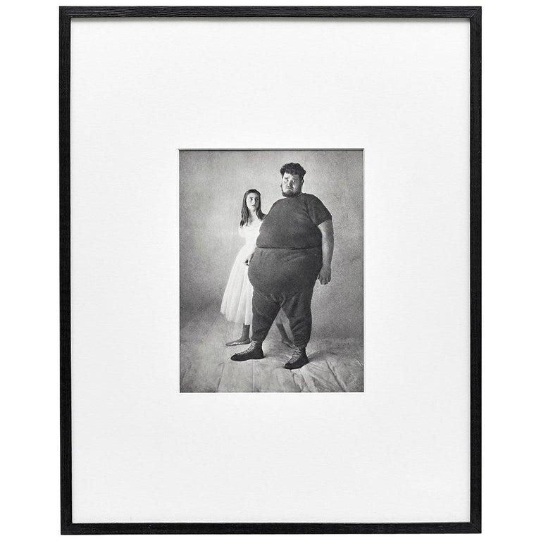 Irving Penn, Photogravure Black and White, 1947 For Sale