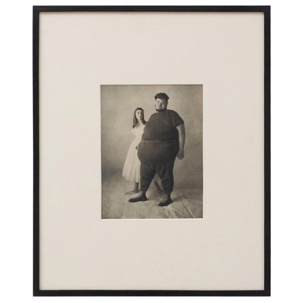 Irving Penn, Photogravure Black and White, 1947