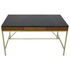 "Irwin Collection ""Sandrift"" Mahogany Desk by Paul McCobb"