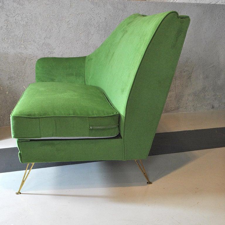 ISA Bergamo Corner Sofa from the 1950s For Sale 5