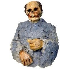 Isaac Cordal Resin Sculpture, Viva la Muerte, Urban Inertia