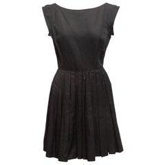 Isaac Mizrahi Black Day Dress