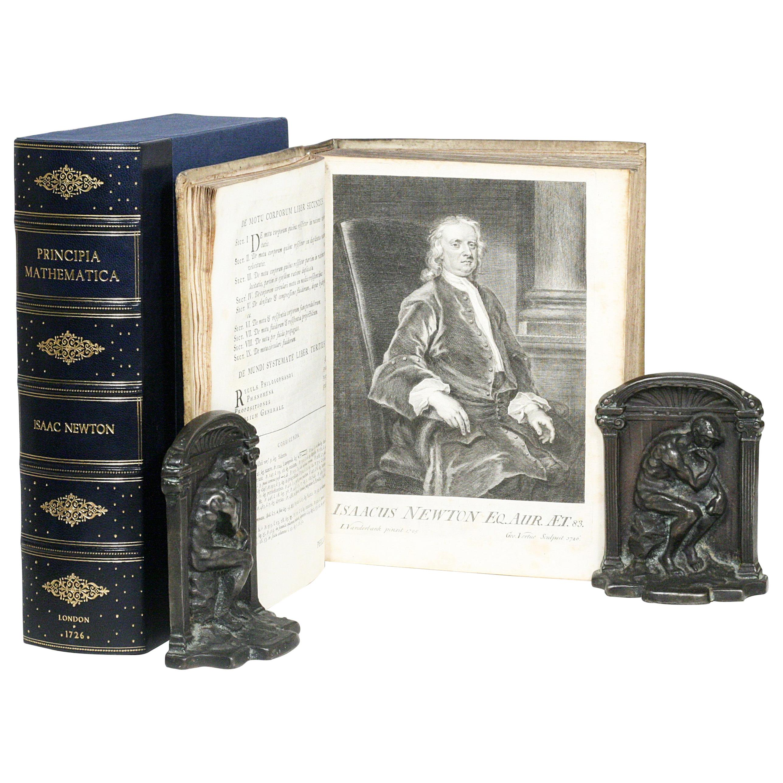 """Isaac Newton's """"Principia"""", the Most Important Book in the History of Science"""