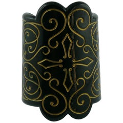 Isabel Canovas Vintage Russian Collection Cuff Bracelet