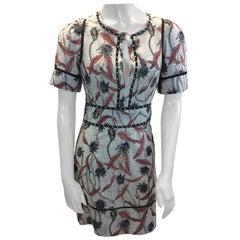 Isabel Marant Print Dress NWT