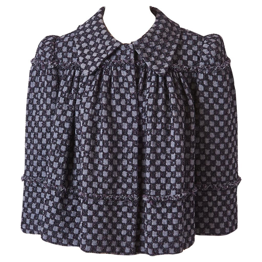 Isabel Toledo Cropped Jacket