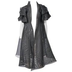 Isabel Toledo Gazar Evening Coat