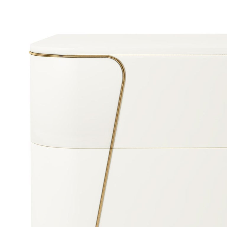 Italian Isabella Costantini, Italy, Gemma Dresser with Three Drawers For Sale