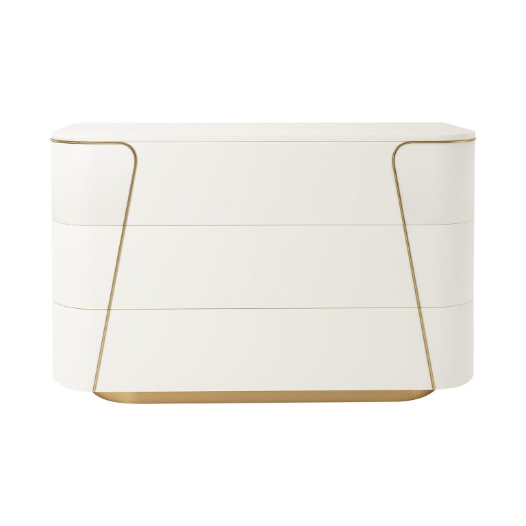 Isabella Costantini, Italy, Gemma Dresser with Three Drawers For Sale