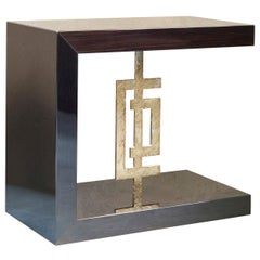 Isabella Costantini, Italy, Teodora Side Table with Hidden Casters