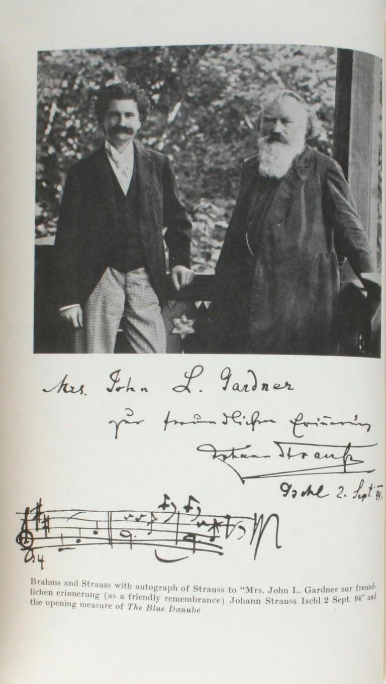 Isabella Stewart Gardner and Fenway Court by Morris Carter For Sale 6