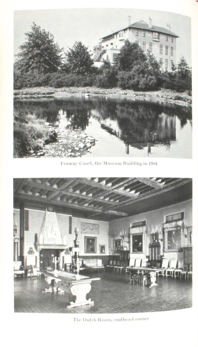 Isabella Stewart Gardner and Fenway Court by Morris Carter For Sale 7