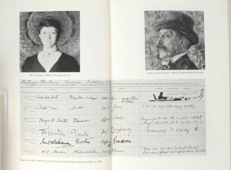Isabella Stewart Gardner and Fenway Court by Morris Carter For Sale 1