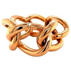 "Isabelle Fa ""Grace 39"" Diamond Rose Gold Bracelet"