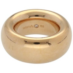 IsabelleFa Diamond Gold Cercle Ring