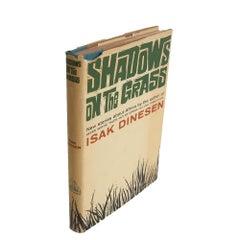 Isak Dinesen's Shadows on the Grass, First Edition 1961