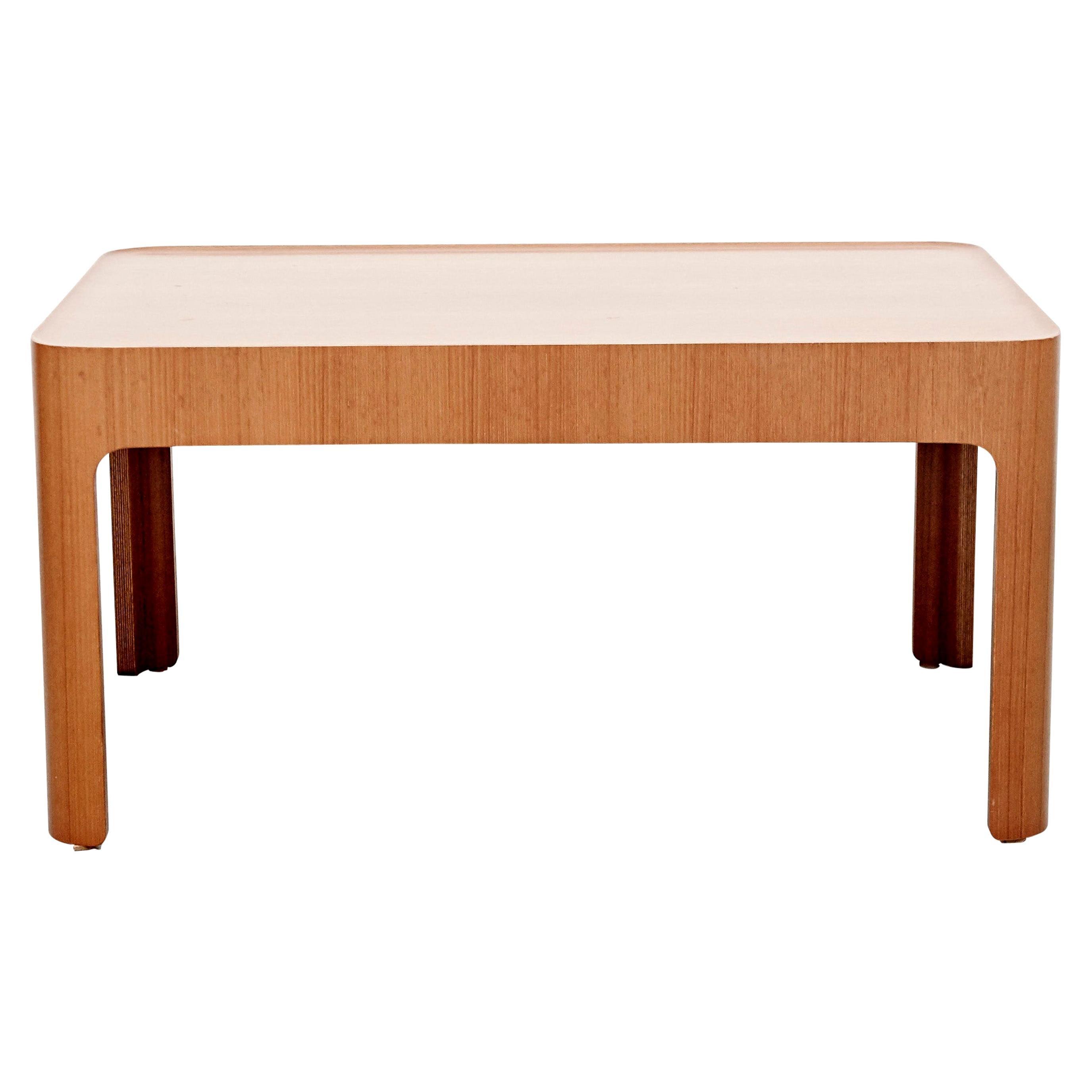 Isamu Kenmochi Mid-Century Modern Wood Coffee Table
