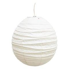 Isamu Noguchi 40DL Akari Paper Ceiling Lamp