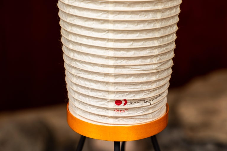Isamu Noguchi Akari 14A Floor Lamp For Sale 2