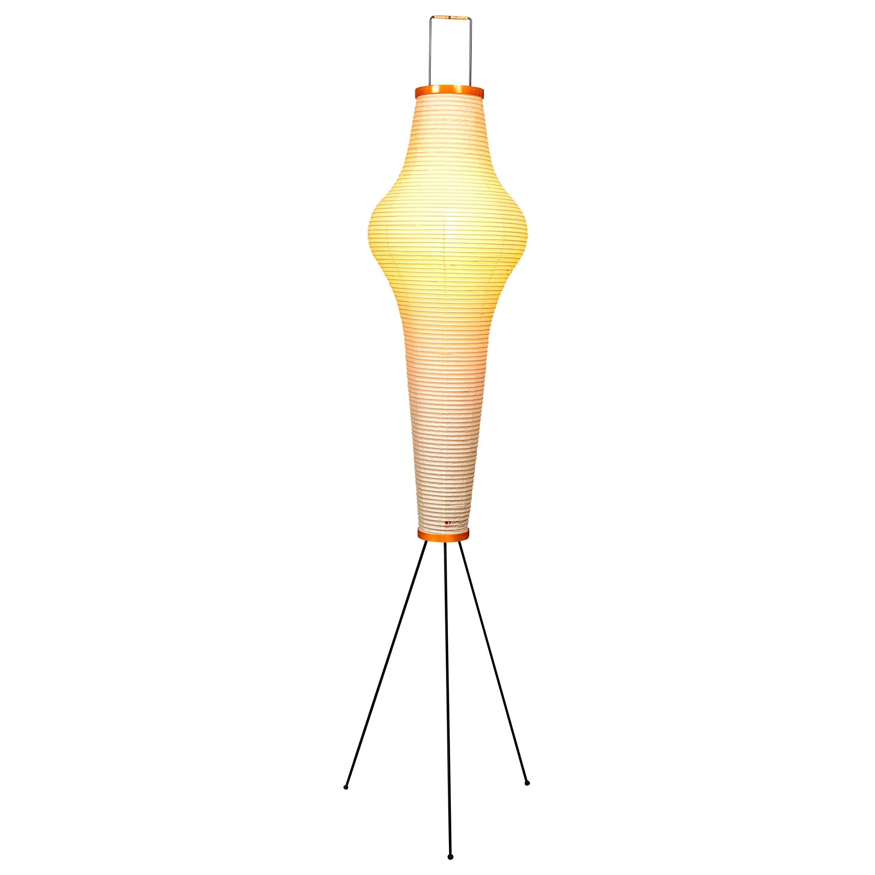 Isamu Noguchi Akari 14A Floor Lamp