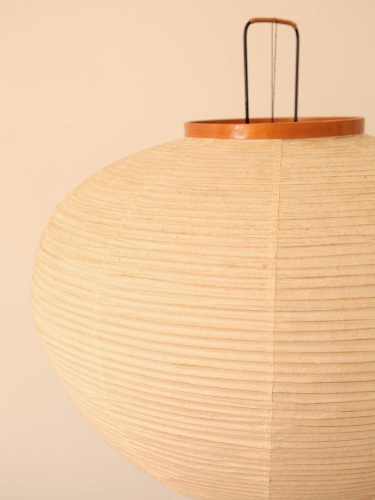 Isamu Noguchi Akari Mod 10a Floor Lamp Circa 1960s At