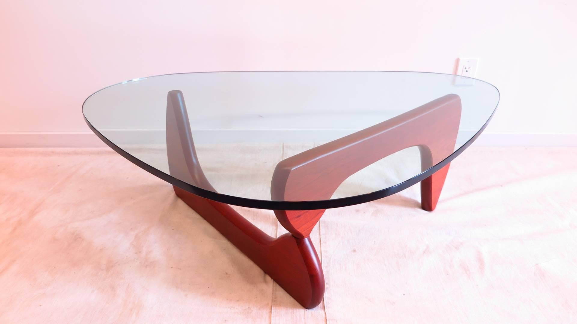Isamu Noguchi Coffee Table Herman Miller Model IN 50 At 1stdibs