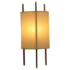 Isamu Noguchi for Knoll International, USA, Model 9 Cylinder Table Lamp