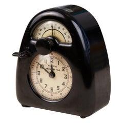 Isamu Noguchi Hawkeye Clock & Kitchen Timer