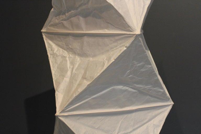 Paper Isamu Noguchi L8 Floor Lamp For Sale