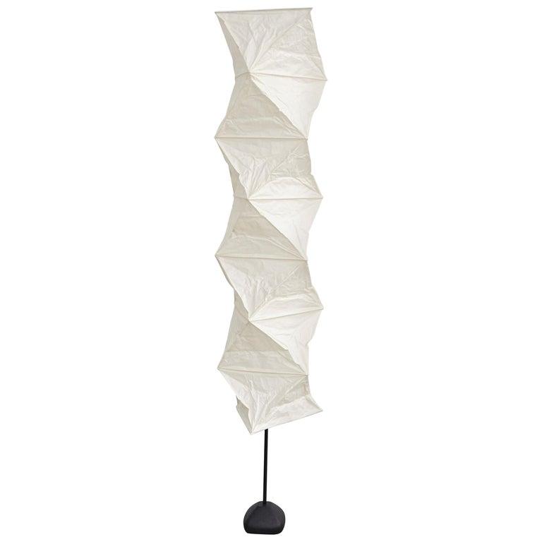 Isamu Noguchi L8 Floor Lamp For Sale