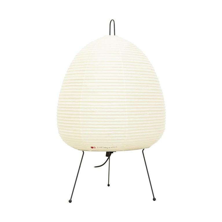 Isamu Noguchi Mid-Century Modern Akari 1A table Lamp For ...