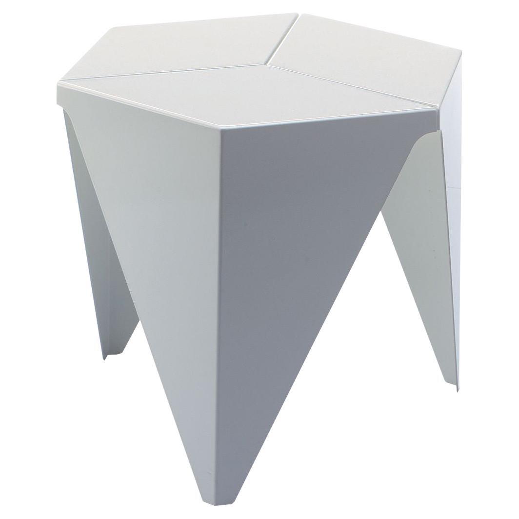 Isamu Noguchi Prismatic Aluminum Table by Vitra