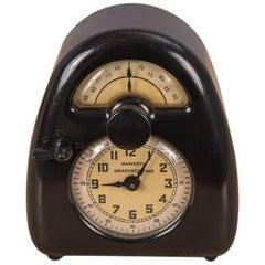 Isamu Noguchi Time Measured Hawkeye Clock